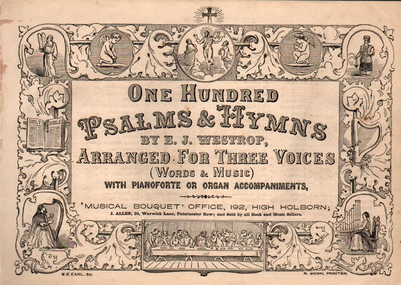 16 - Music in 1/- Books for the Pf.,Organ or Harmonium