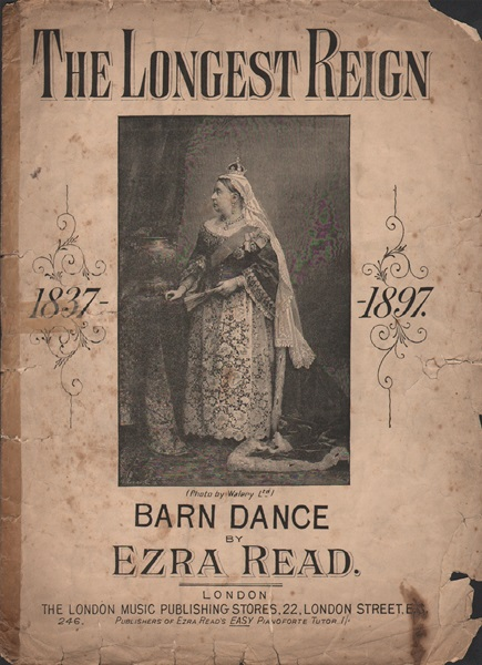The Longest Reign - Barn Dance - pf.