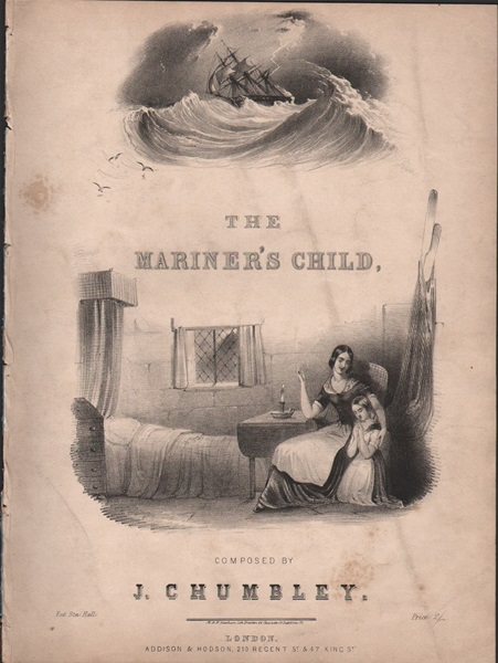 The Mariner's Child - song