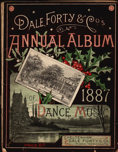Annual Album of Dance Music - 1887
