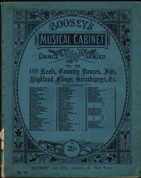 Boosey's Musical Cabinet- No.65