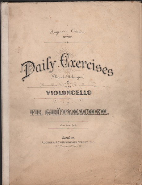 Daily Exercises - vcl.