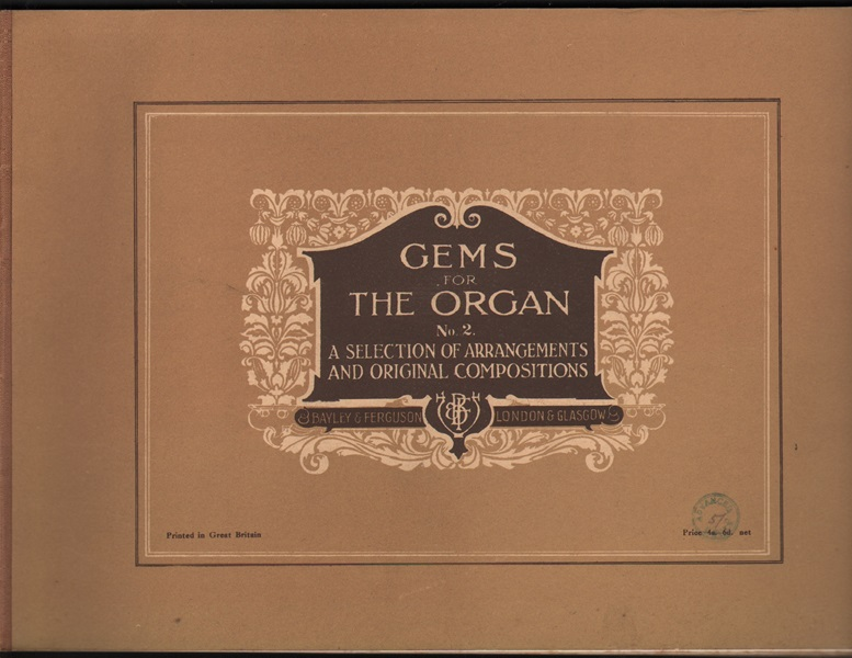 Gems for the Organ - No.2