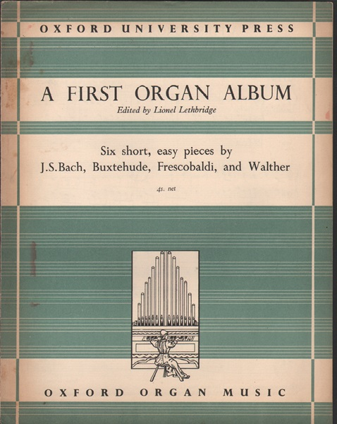 A First Organ Album