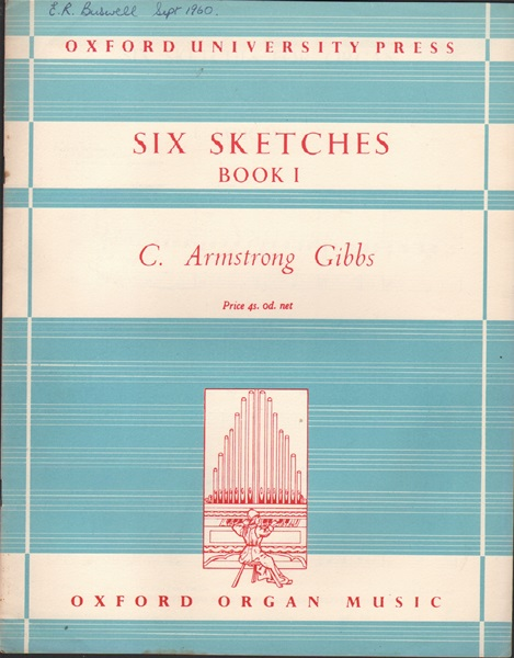 Six Sketches - Bk.1