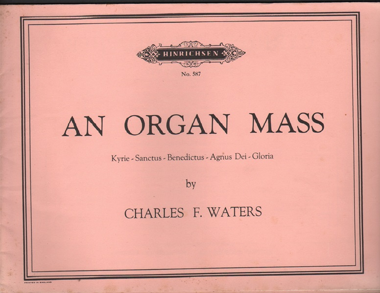 An Organ Mass