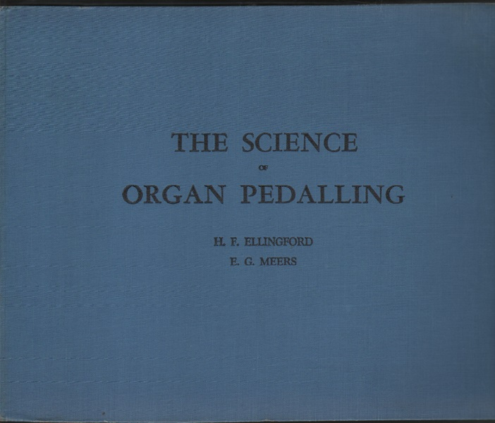 The Science of Organ Pedalling