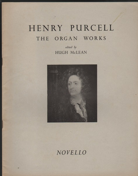 Organ Works - Purcell
