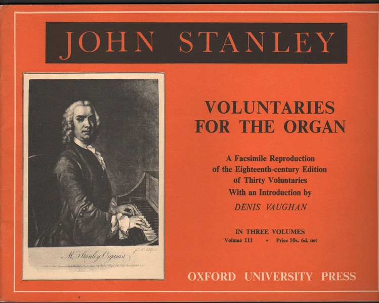 Voluntaries for the Organ - Vol.3
