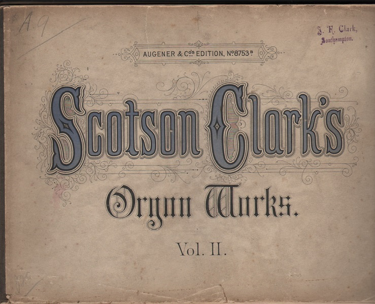 Organ Works - Vol.2