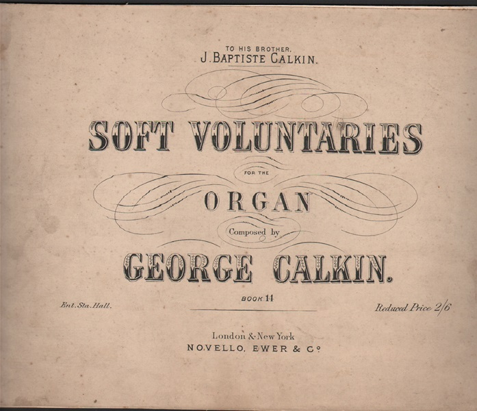 Soft Voluntaries for the Organ