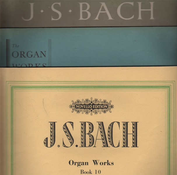Bach's organ works