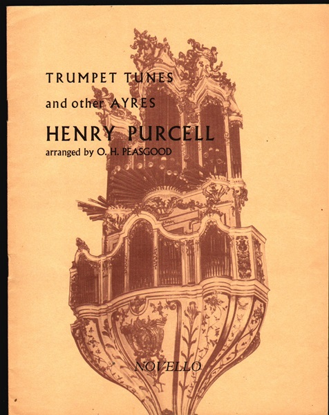 Trumpet Tunes and other Ayres - organ