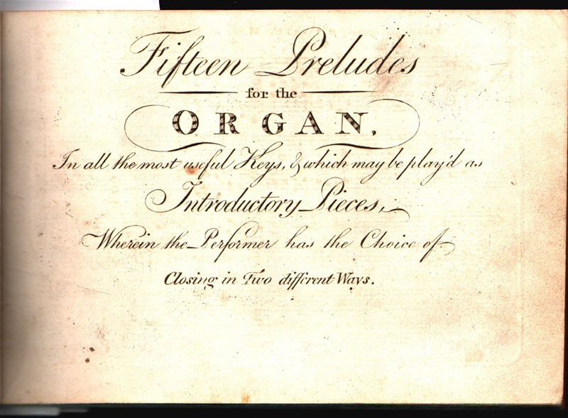 A Practical Introduction to the Organ - F. Linley