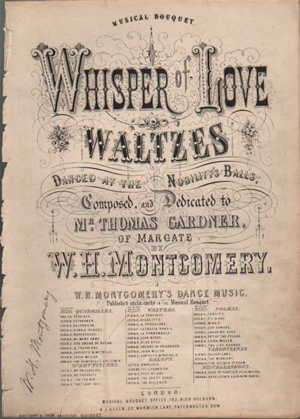 Whisper of Love Waltzes