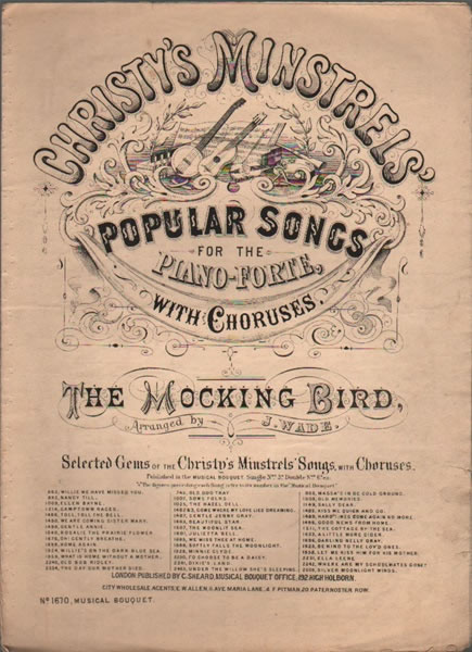 The Mocking Bird