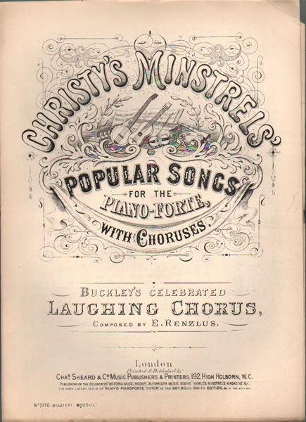Laughing Chorus - song and chorus
