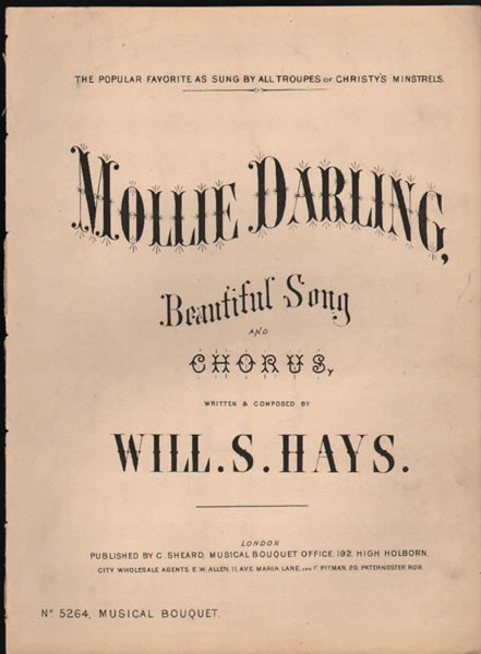 Mollie Darling - song & chorus