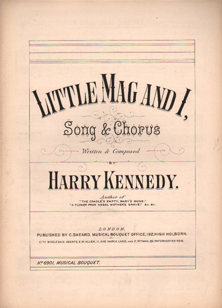 Little Mag and I - song & chorus
