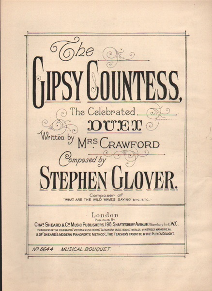The Gipsy Countess - vcl.duet