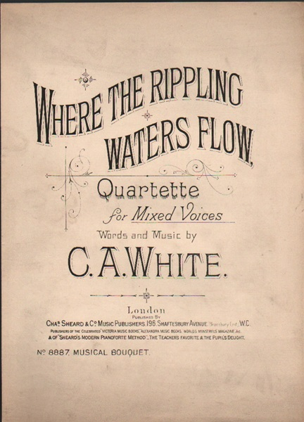 Where the Rippling Waters Flow - vcl.qtet.