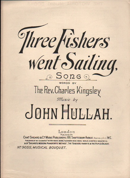 Three Fishers went Sailing - song