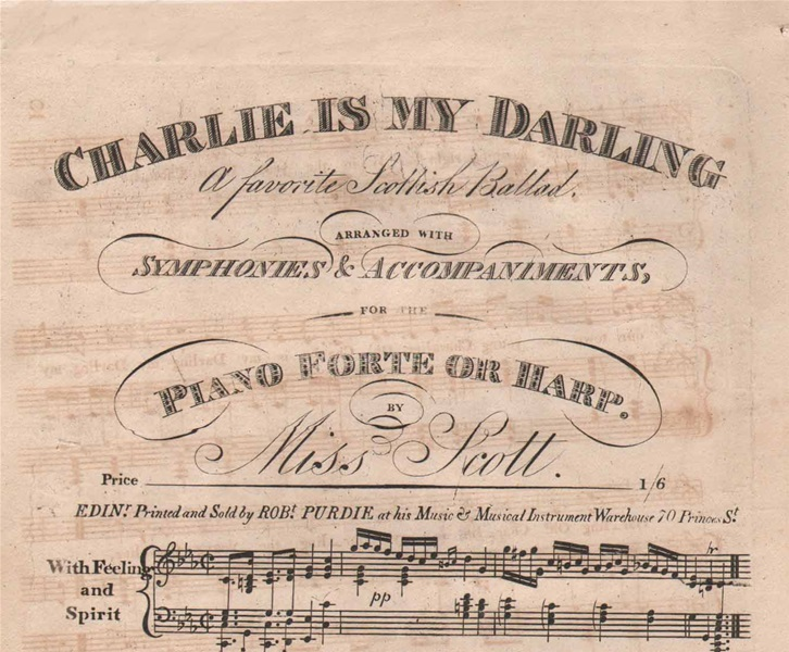 Charlie is my Darling - song