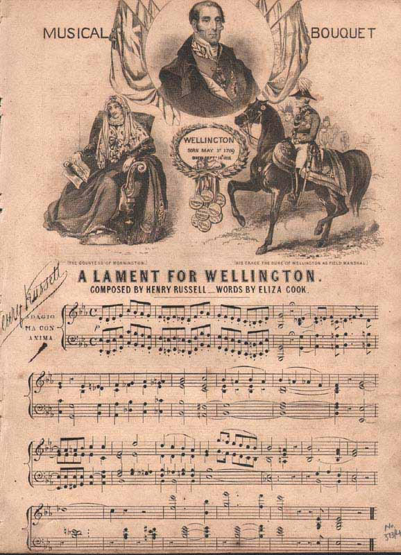 A Lament for Wellington