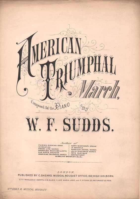 American Triumphal March