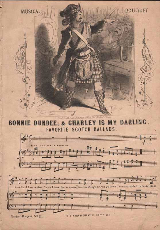 Bonnie Dundee  &  Charlie is my darling
