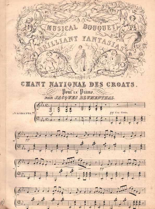 Chant National des Croats