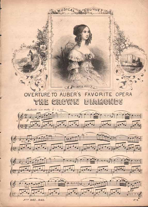 'Crown Diamonds' -  Overture