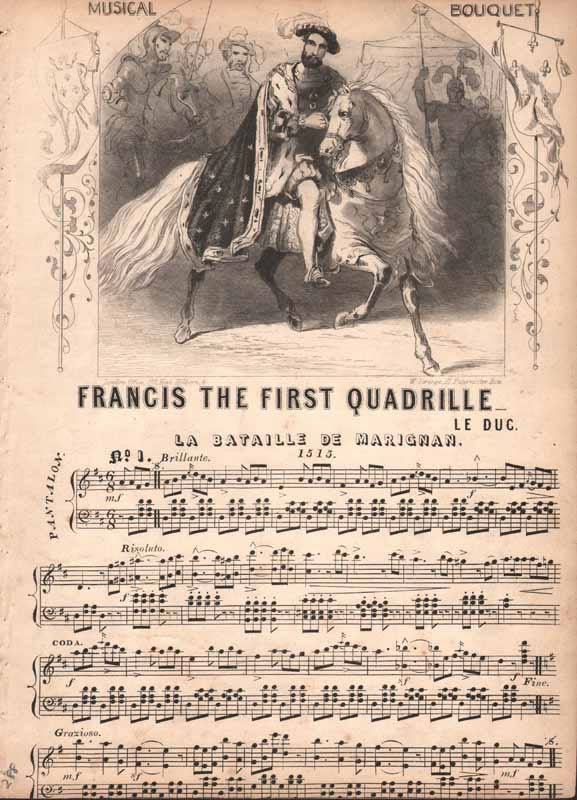 Francis the First Quadrilles
