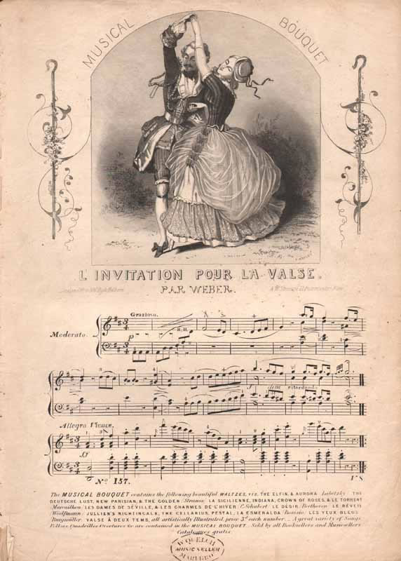 L'Invitation pour la Valse
