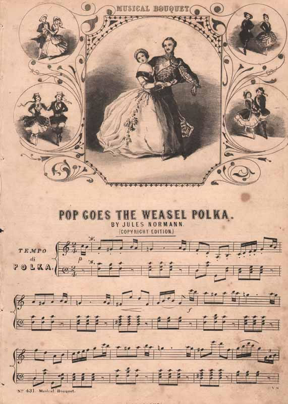 Pop Goes the Weasel Polka