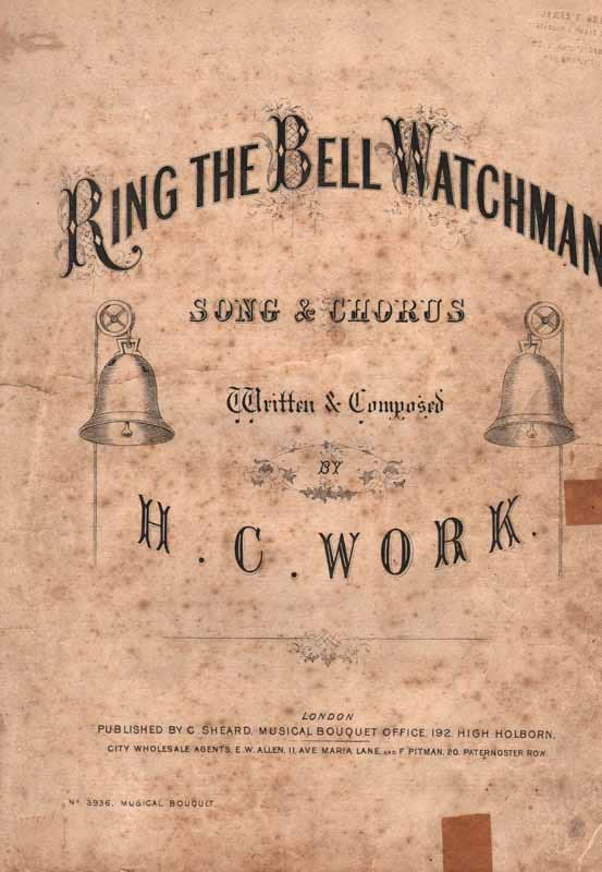 Ring the Bell, Watchman