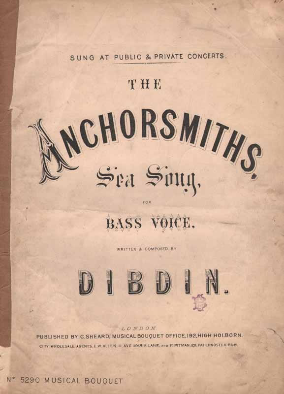 The Anchorsmiths