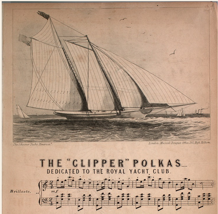 The Clipper Polkas