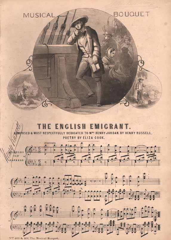 The English Emigrant
