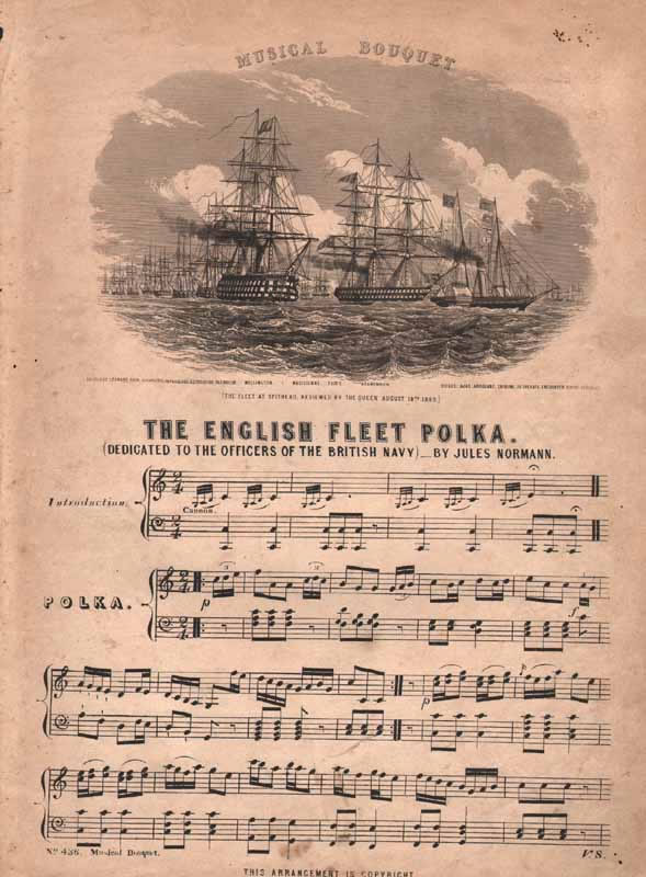 The English Fleet Polka