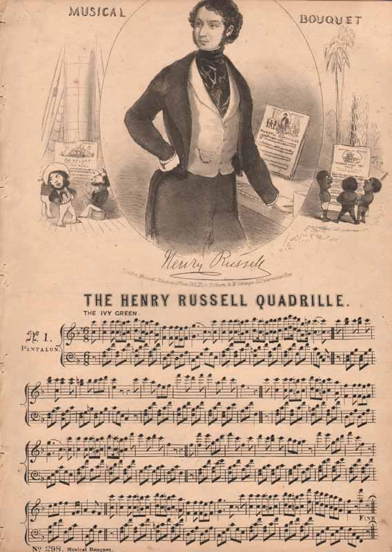 The Henry Russell Quadrilles