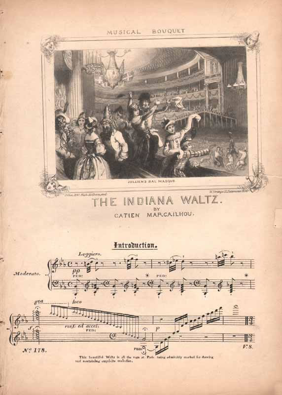 The Indiana Waltz