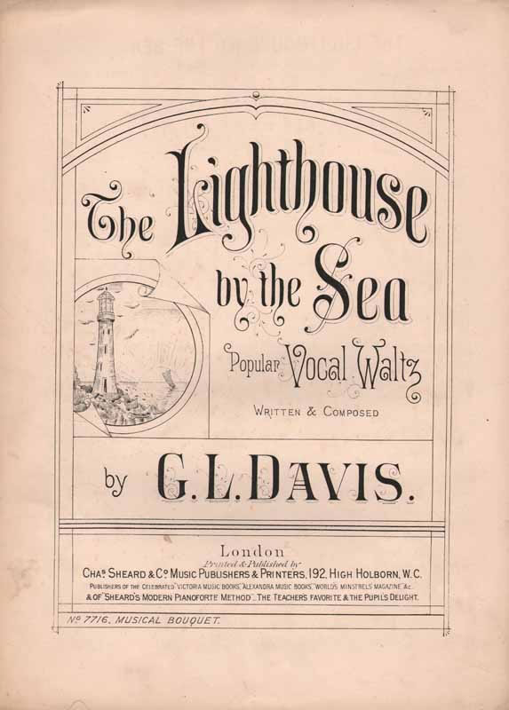 The Lighthouse by the Sea - Vocal Waltz