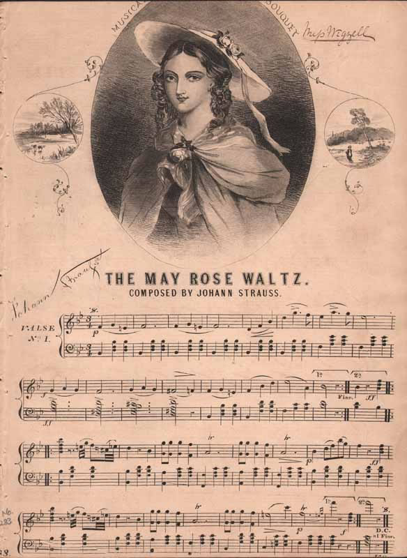 The May Rose Waltz