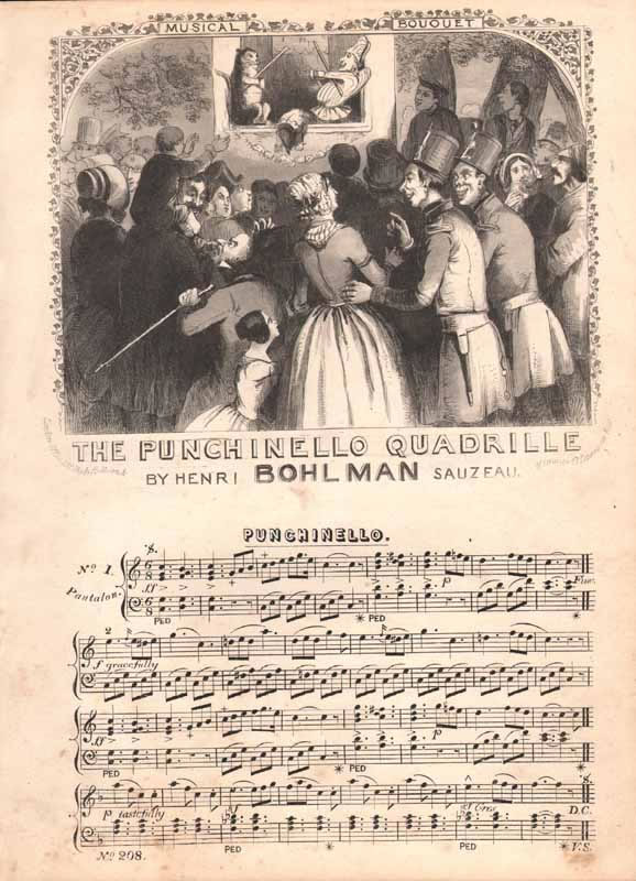 The Punchinello Quadrilles
