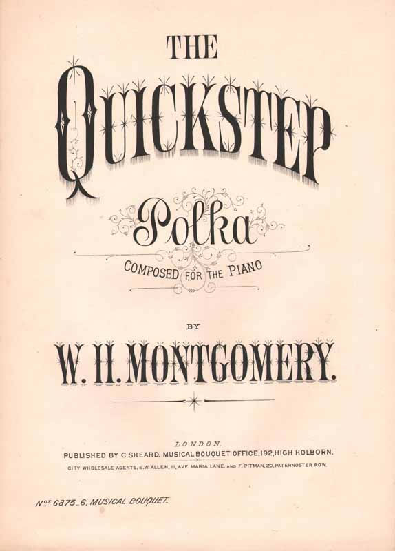 The 'Quickstep' Polka