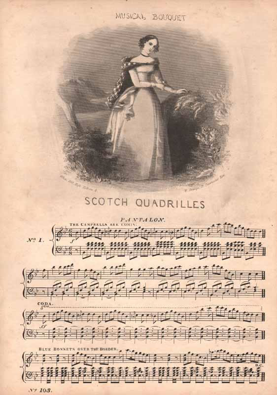 The Scotch Quadrilles