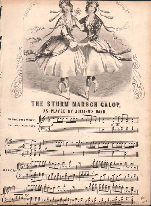 The Sturm Marsch Galop