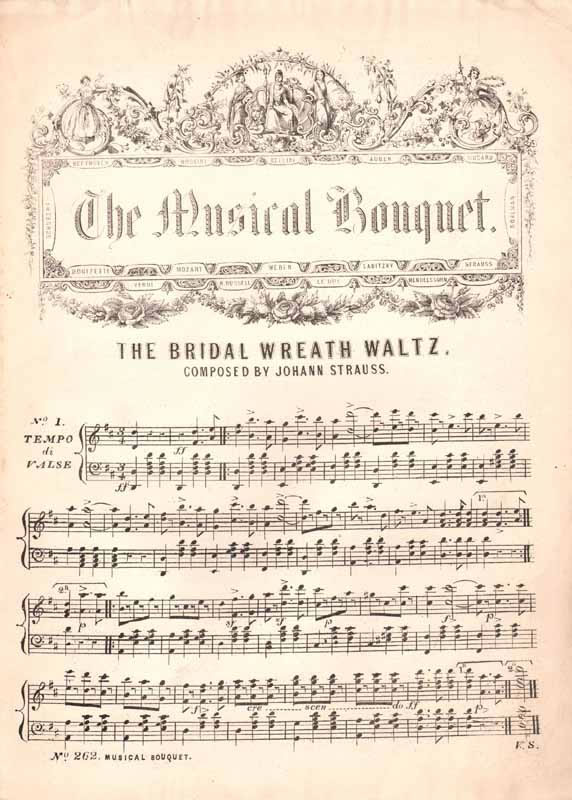 The Bridal Wreath Waltz