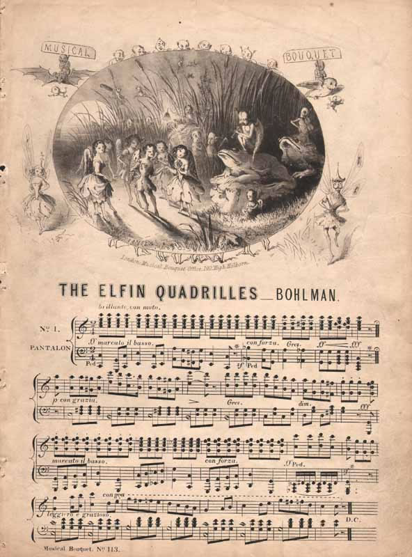 The Elfin Quadrilles